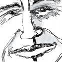 """""""Smiling Man""""    Digital Print  1/10"""